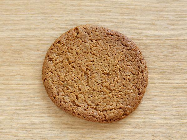 七味唐辛子と生姜のクッキー<br><br>2枚入り¥250