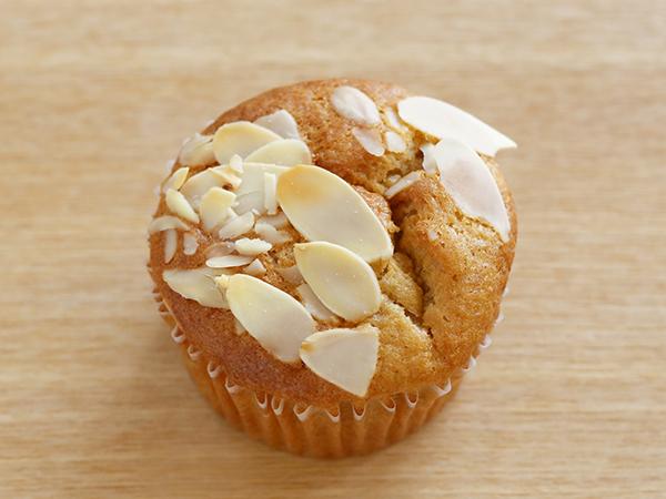 アプリコットバナナカップケーキ<br><br>1個¥280