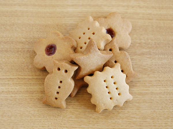 お土産クッキー<br><br>8枚入り¥350<br><br>