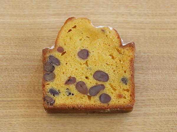 南瓜と小豆のケーキ<br><br><br>1スライス¥350