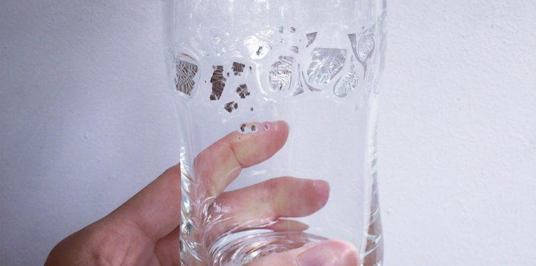 秩父の吹きガラス作家、浜口義則さんの作品販売始まりました。