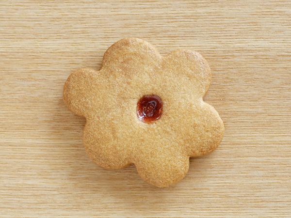 一番人気!お花のクッキー<br><br><br>2枚入り¥250